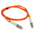 Patch cord MM OM2 LC-LC duplex 50/125 1.0m ALANTEC